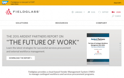 Fieldglass,Inc.非正規雇用者管理の現状と戦略的管理の重要性を指摘