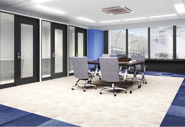 サテライトオフィス「フクラシア八重洲」、「フォンブースオフィス」を販売開始
