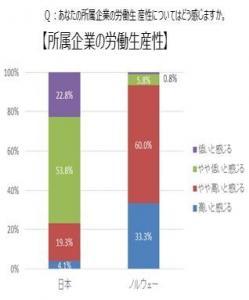 日本はなぜ労働生産性が低いのか