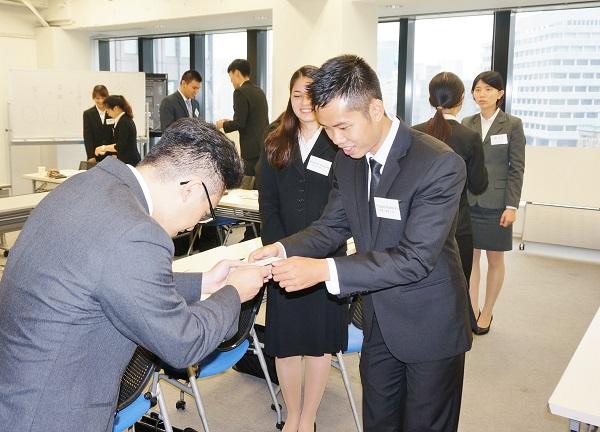 優秀な海外学生 日本企業でインターンシップ