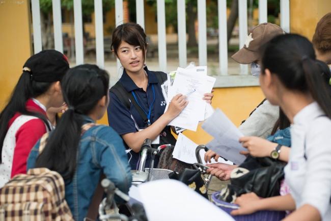 ベトナム現地法人でのビジネス武者修行プログラム