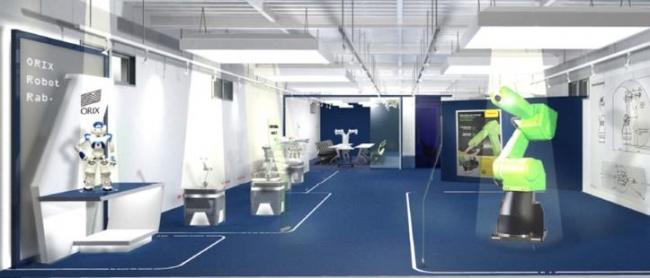 ロボットショールーム「Tokyo Robot Lab.」 – オープン!