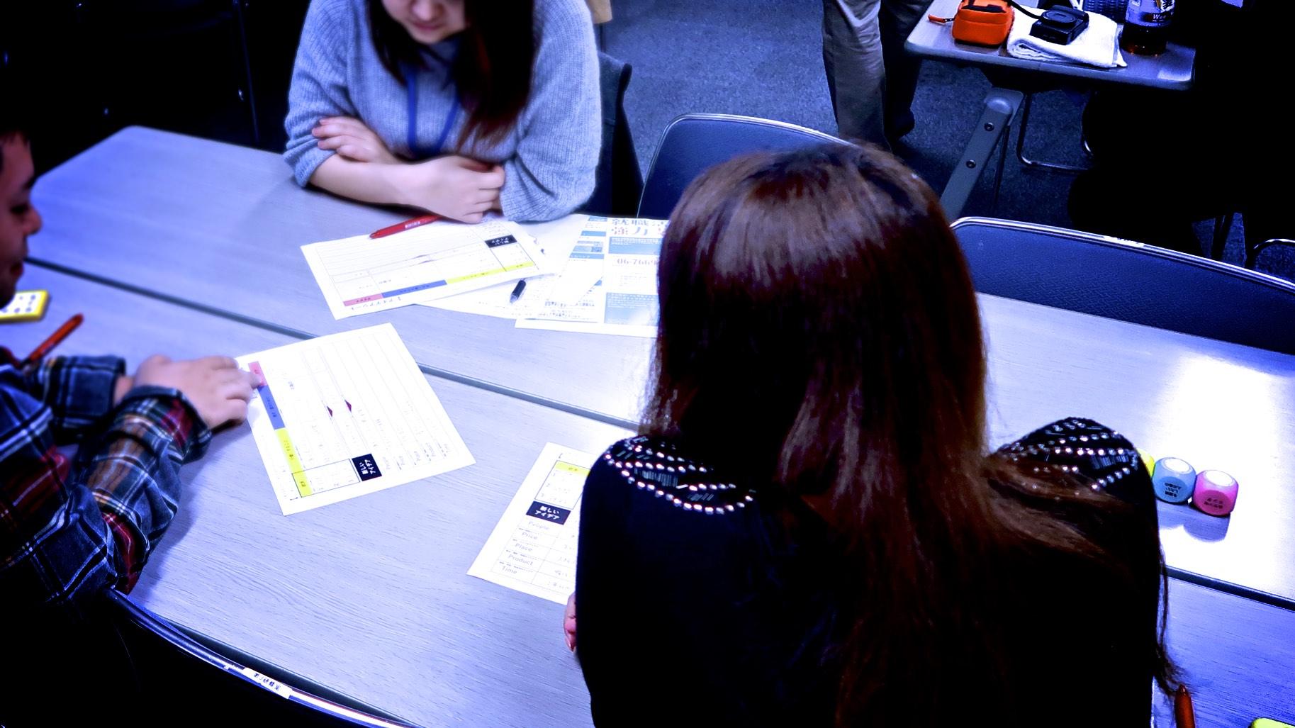 大阪の若者が「じぶんのやりたいこと」を就活アイデアとして可視化を実現!