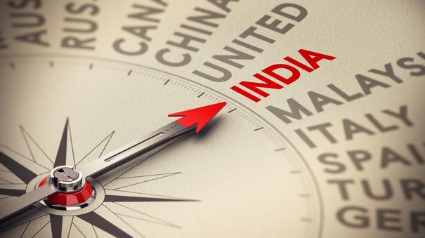 今後有望視されているインドの魅力が語られる就職座談会が開催