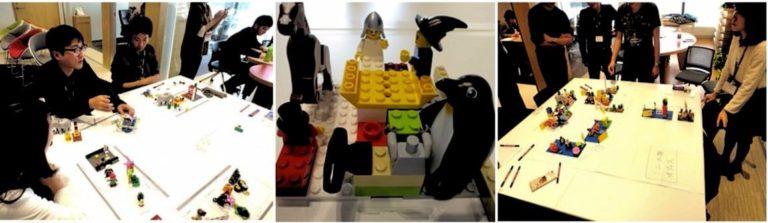 本音の奥の本音をレゴで引き出し、組織の連携を強化。「レゴシリアスプレイメソッド」