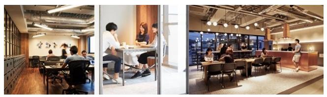 ホテル「The Millennials 京都」Remote Yearプログラム参加者のコワーキングスペースの拠点へ