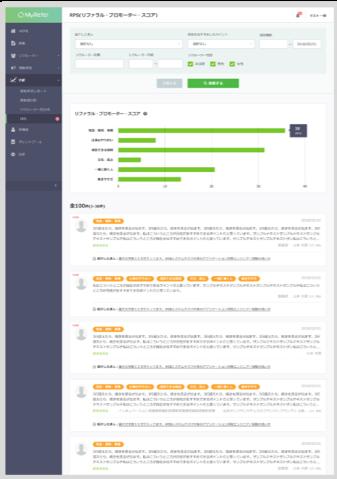リファラル採用の「MyRefer」、新機能「Referral Promoter Score」の提供を開始