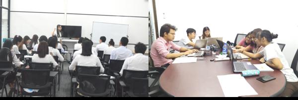 即戦力を育成。ヒューマンリソシア、ミャンマーで「GIT Training Center」開設