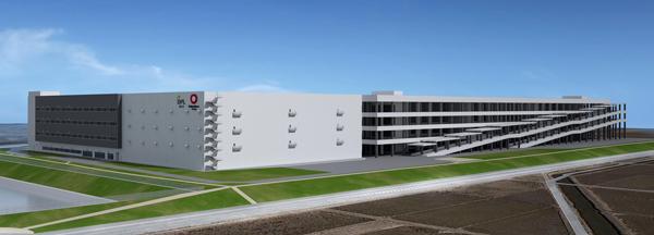 大和ハウス工業、マルチテナント型物流施設「DPL流山IV」に「マルチ派遣」を導入