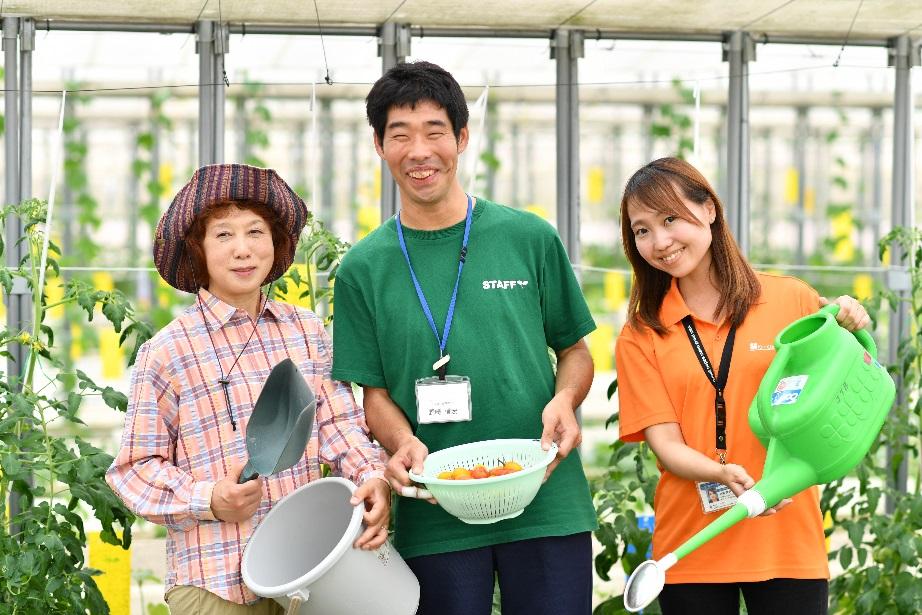 新京成電鉄とエスプールプラス、「わーくはぴねす農園」を千葉県八千代市にて開園