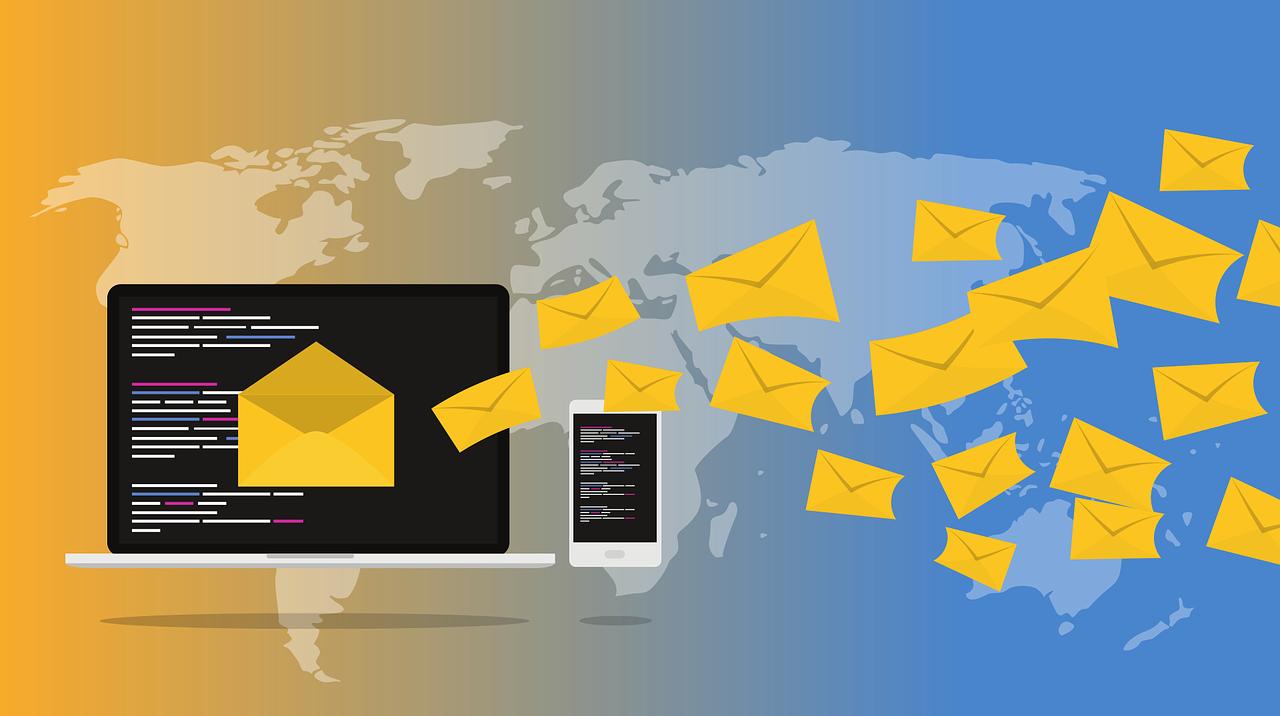 メール対応の時間を削減するための5つのTips!