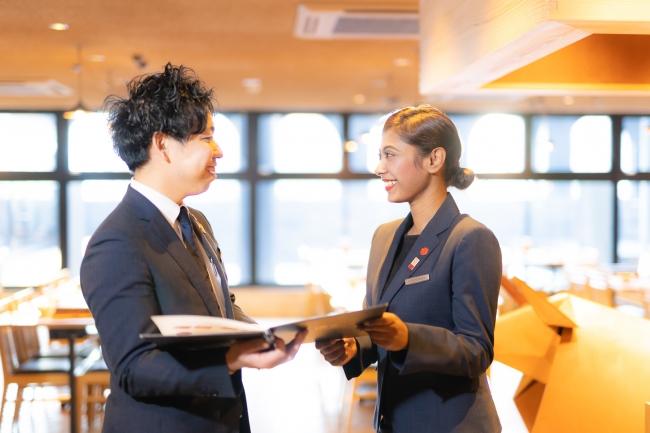 ワンダーテーブル、在日外国人社員1名の在留資格「特定技能1号」を取得