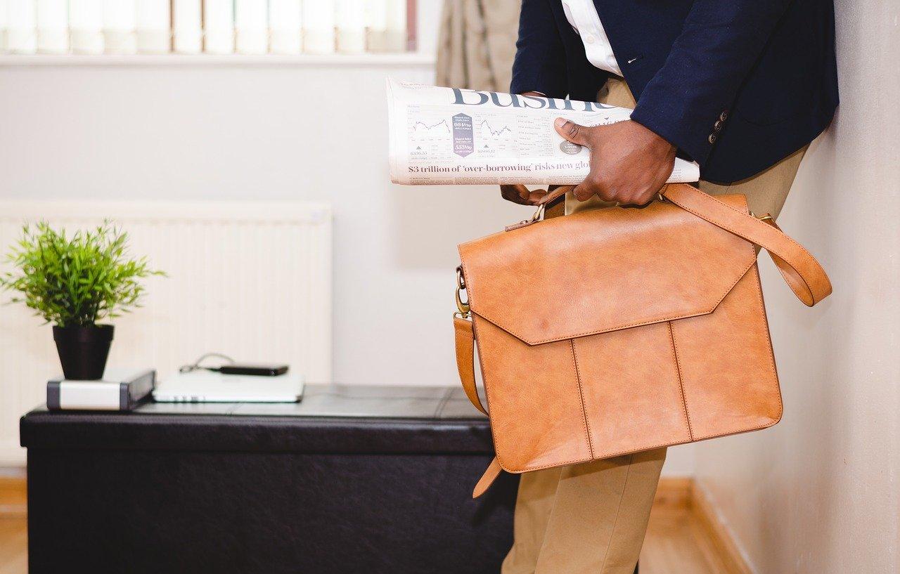 定番のモノから流行のモノまで。アナタに合ったビジネスバッグは?