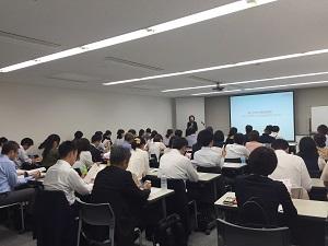 経験豊富な社労士が同一労働同一賃金を説くセミナー、東京・西新橋にて開催