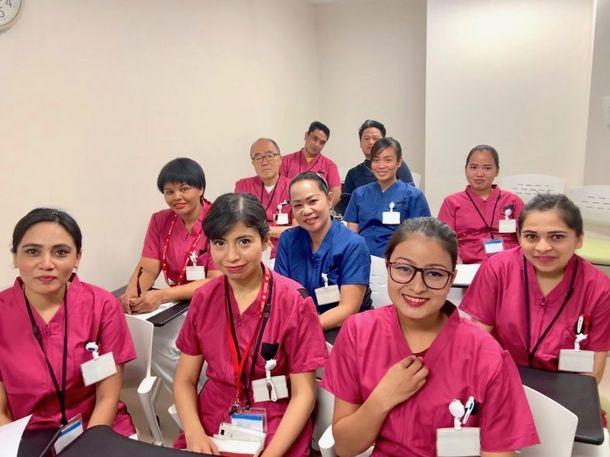 シンカナース、医療機関を対象とする外国人採用の出向説明会を実施へ