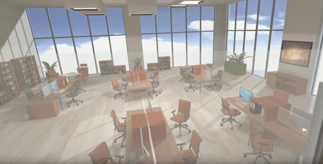 ティーアイ、VR会議室・オフィス設置サービスで機器レンタルを開始