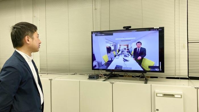 テレワークの「実際」。テレビ会議システム「LoopGate」、導入企業へインタビュー