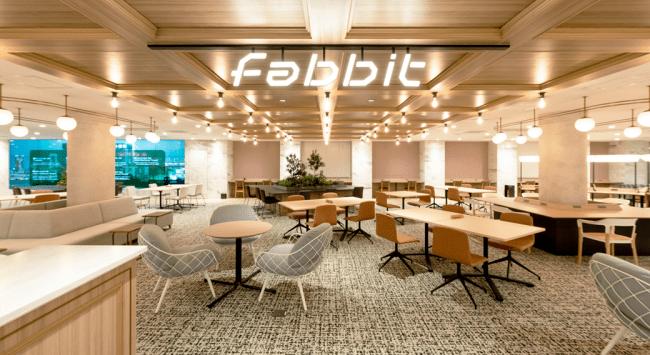 コワーキングスペース「fabbit」、新メニュー「法人パック」を提供開始
