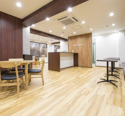 コワーキング「BIZcomfort日本橋人形町」、ソロワーク特化フロアを4月開設
